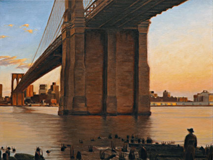 Brooklyn-Bridge-at-Sunset-_